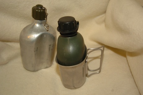 Military Canteen Bottles