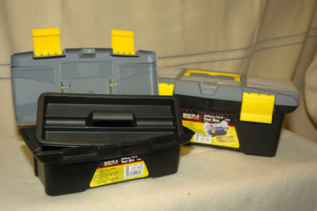 Blackspur Tool Boxes